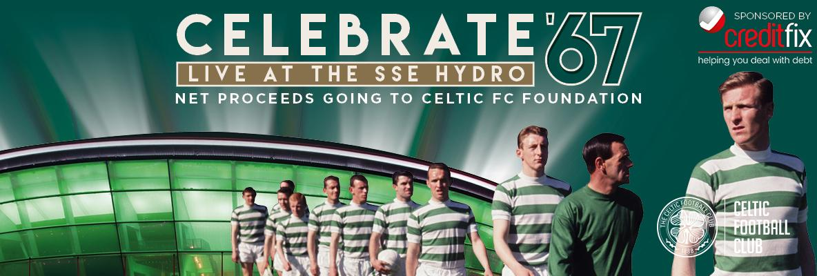 Celebrate '67 tickets now on general sale