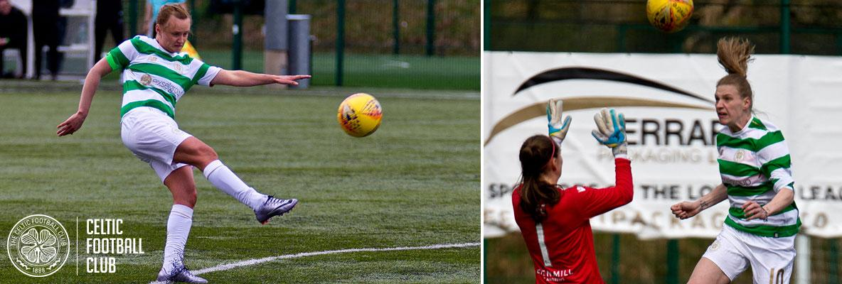 Celtic Women lose out in top-of-the-table clash
