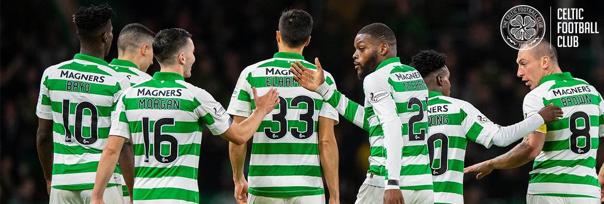 Five-star Celts book League Cup semi-final place