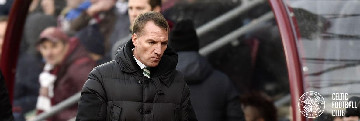Manager: Celts will look forward and return to winning ways