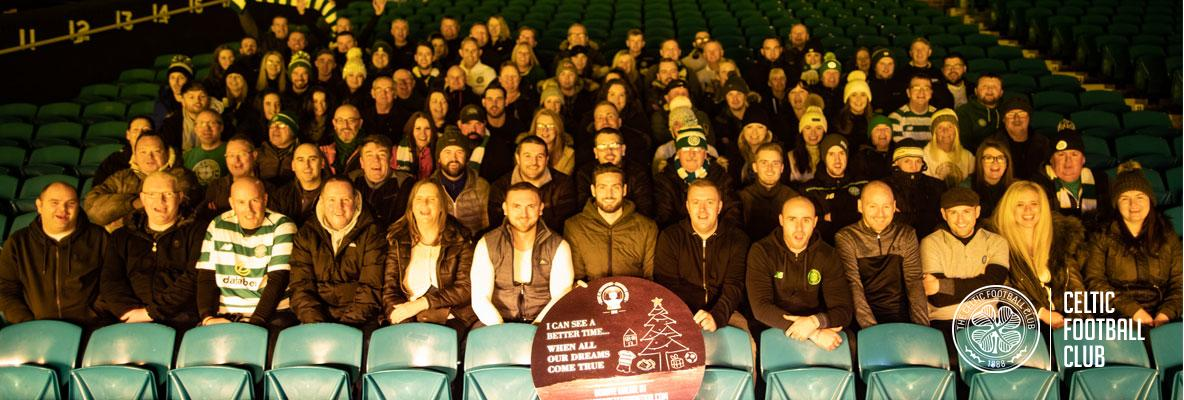 Celtic Sleep Out Events Return To Glasgow And London