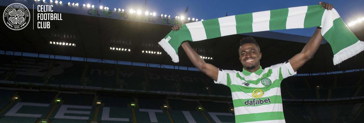 Ismaila Soro: I can't wait to pull on the Hoops and play at Paradise