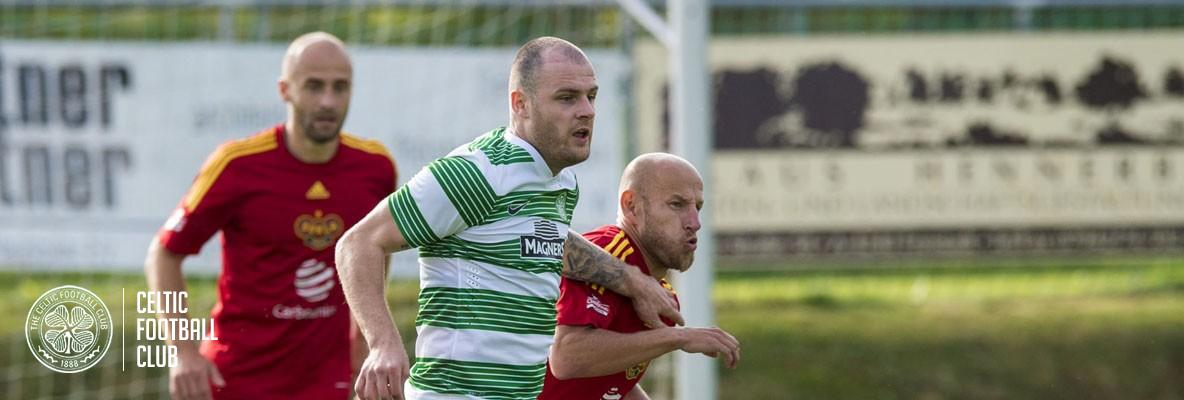 Celtic finish pre-season tour unbeaten