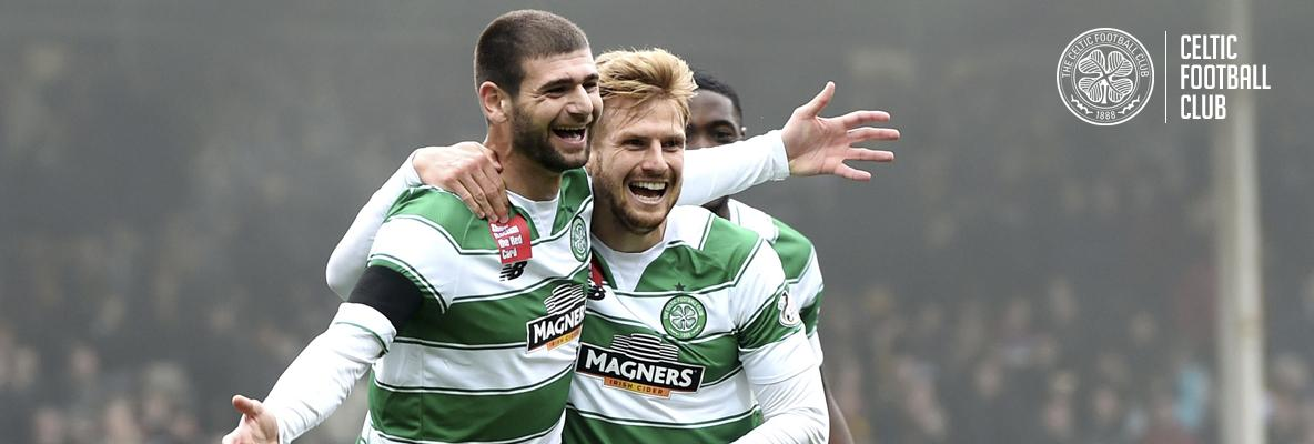 Ciftci goal enough to seal victory for young Celts