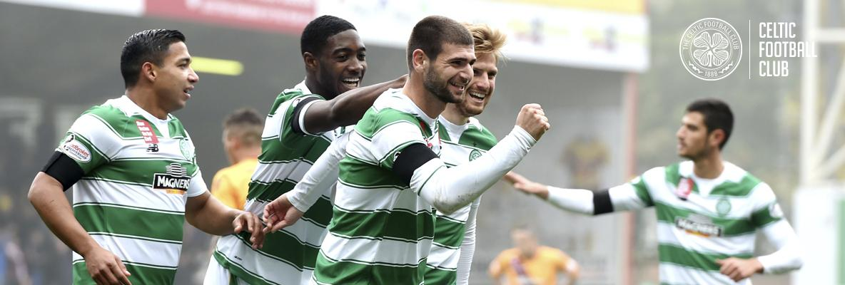 Ciftci on target as Celtic go top