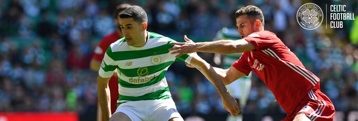 Paradise will host first meeting between Scotland's top two teams