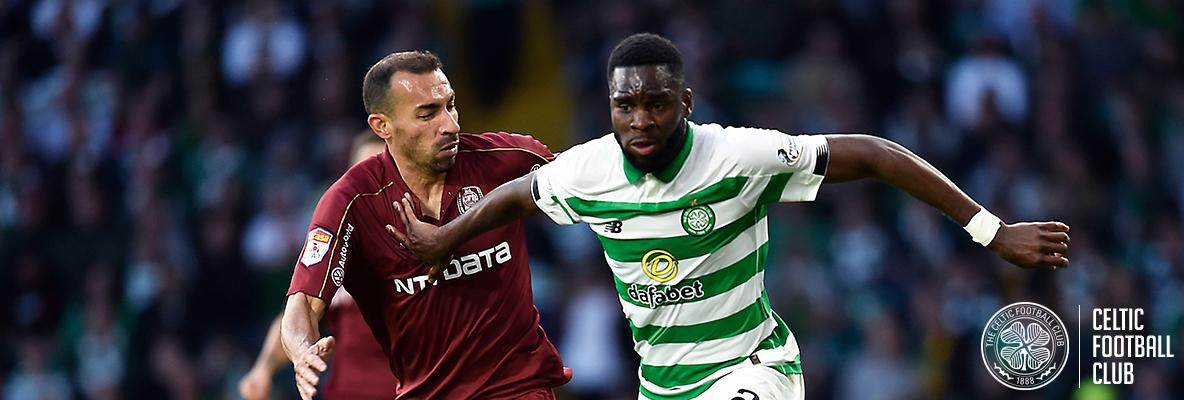 Euro heartache for Celtic against Cluj at Paradise