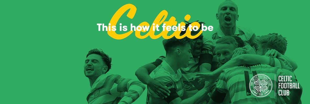 This is how it feels to be Celtic - your six-in-a-row party guide