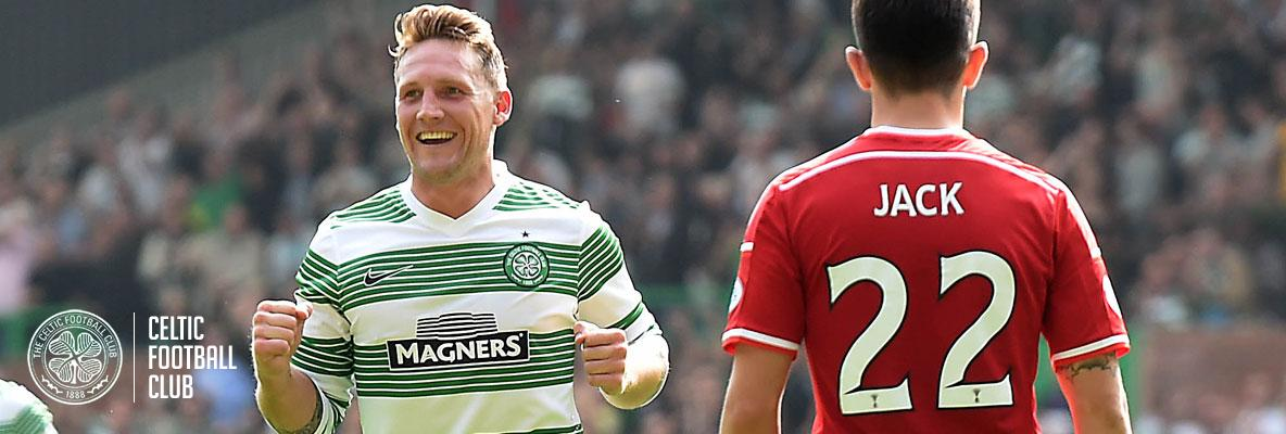 Commons shines as Celtic beat Aberdeen