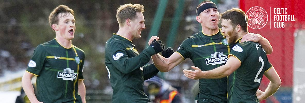 Matthews fires Celtic on the road to victory