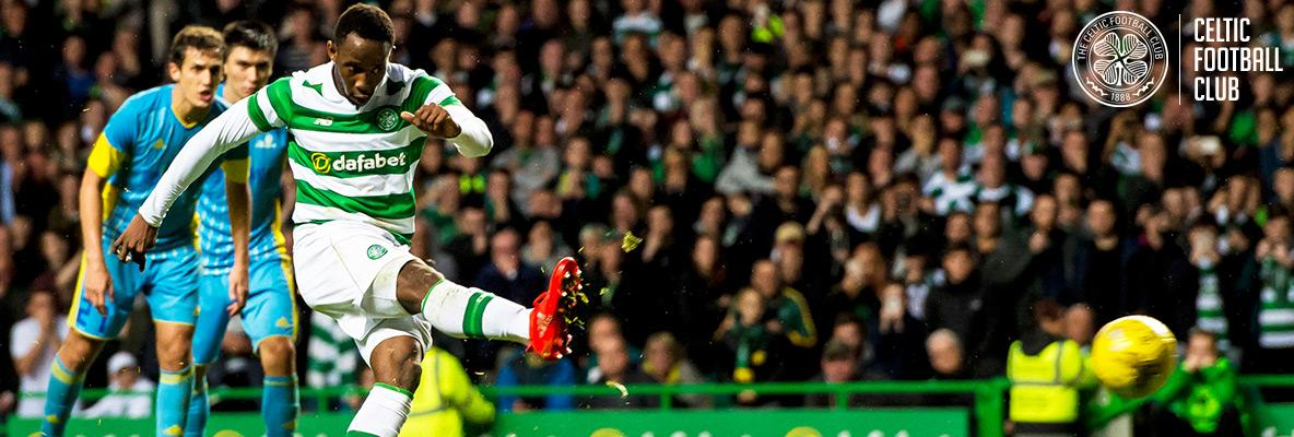 Dembele the hero as Celtic secure Champions League play-off spot
