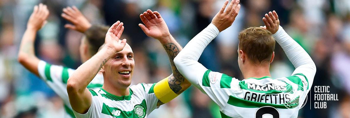 Scott Brown's support for Celtic team-mate