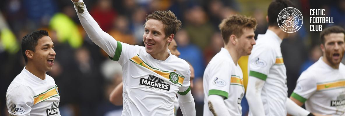 Celts sink Saints to make it eight in a row