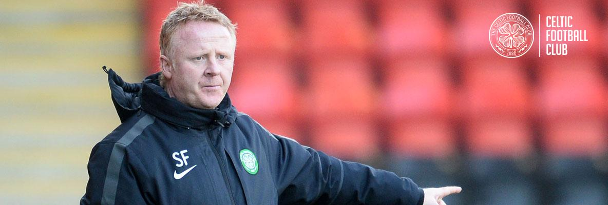 Development Squad aiming for victory over Aberdeen
