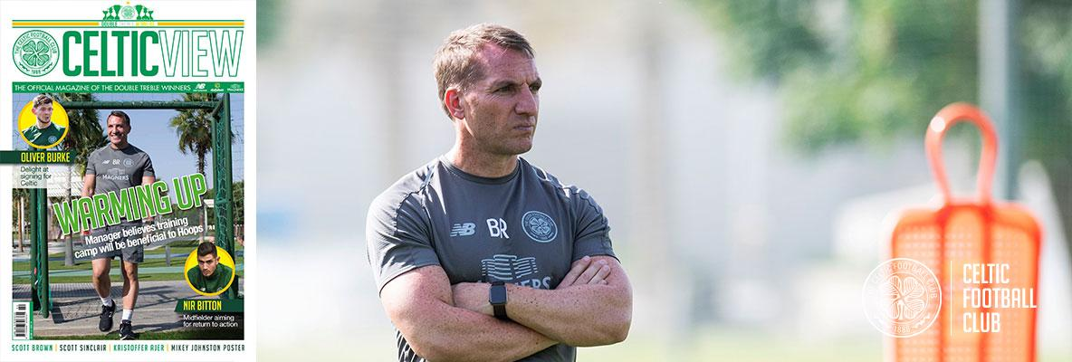 Manager: Bhoys will always be busy in quest for success