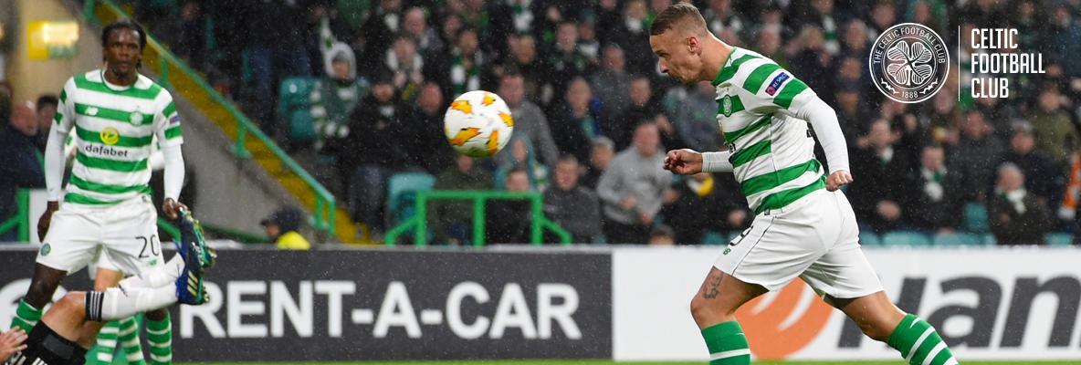 Goal hero Griffiths secures Europa league win against Rosenborg