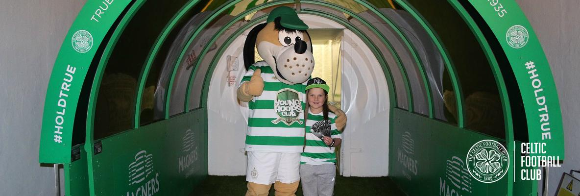 Young Hoops Club competition winner