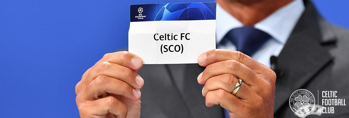 Celtic face KR Reykjavik in UEFA Champions League