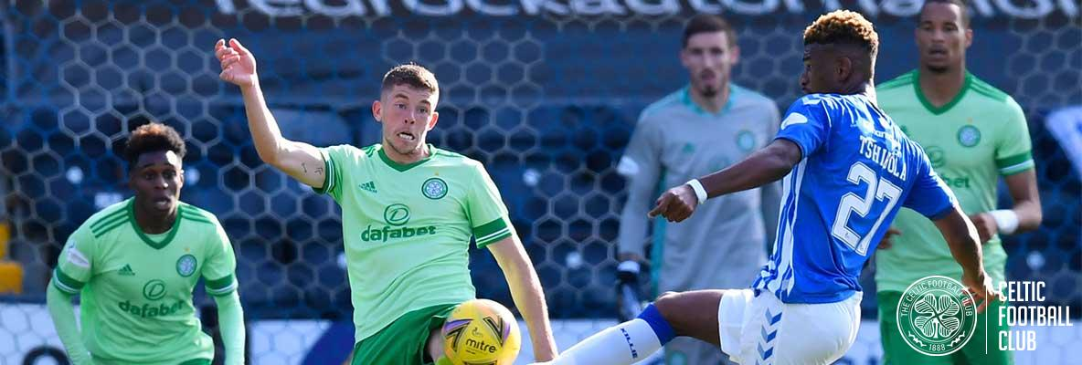 Celtic held to a draw against Kilmarnock at Rugby Park