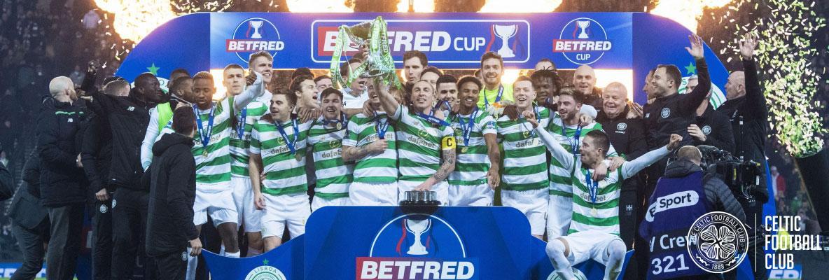 Celtic face Partick Thistle in League Cup last 16