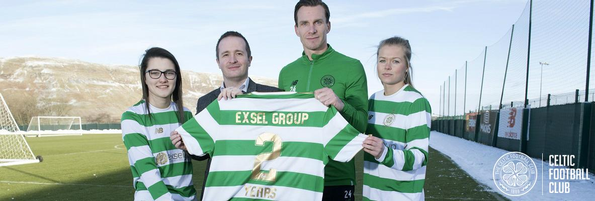 Celtic Women Exsel with new two-year sponsorship deal