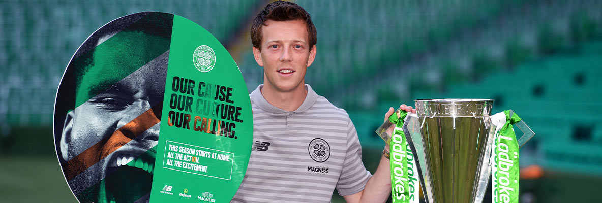 Callum McGregor: We aim to be flying come Flag Day at Paradise