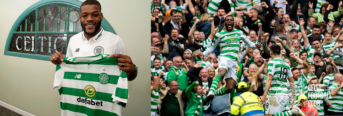 Olivier Ntcham aims to win more trophies at Paradise