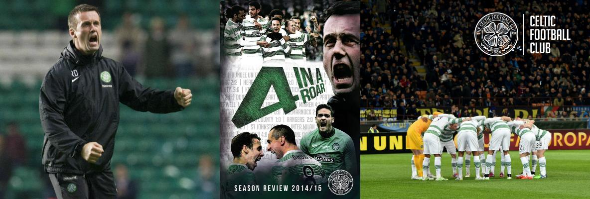 Relive the magic of  last season with 4 In A Roar on DVD – available now