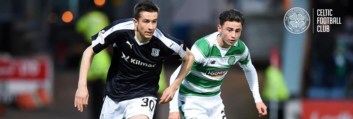 Frustration as Celts held by Dundee