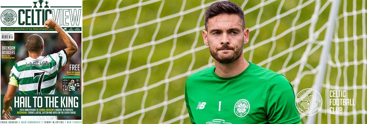 Gordon: Hoops must be wary of Danish striker