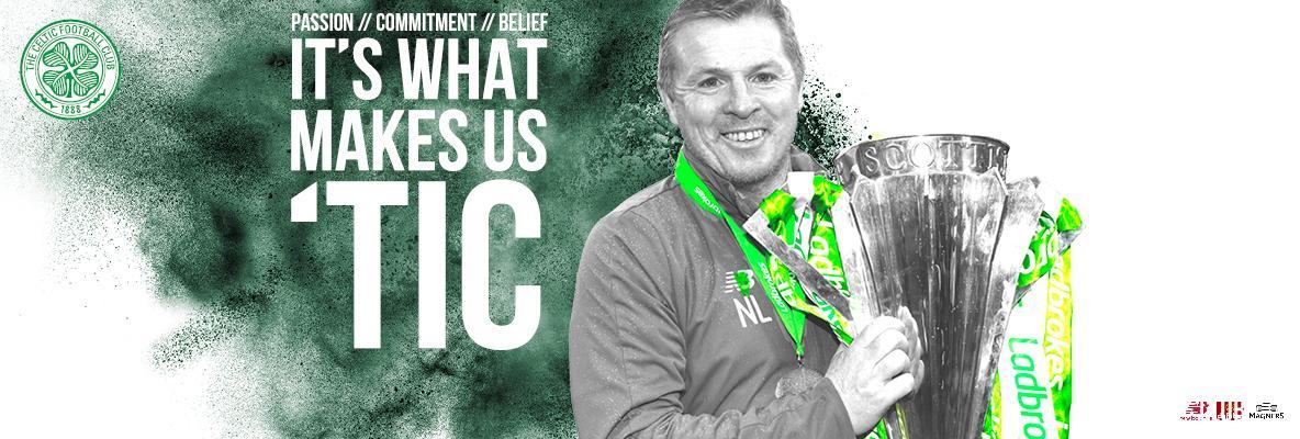 Neil Lennon confirmed as new Celtic manager