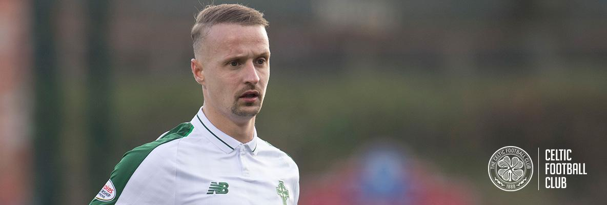 Leigh Griffiths' message of thanks to everyone for their support