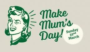 Treat your mum to an extra special Mother's Day at Paradise