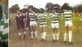 They Played At Paradise – George Best