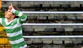 Young Celts set for tough test against Everton