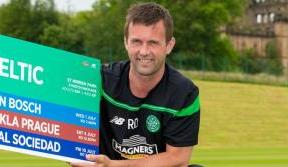 Pre-season in Paisley is a home from home for Hoops