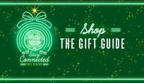 Stay connected this season – the Celtic gift guide has arrived