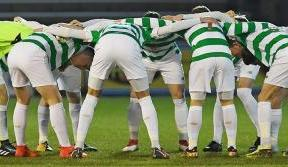 Young Hoops defeated by Motherwell at Lennoxtown