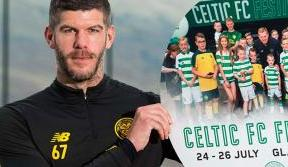 Hoops, we're doing it again... The Celtic FC Festival returns