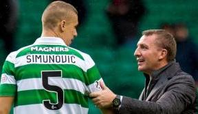 Brendan Rodgers backs Simunovic to excel at Celtic