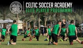 Unique opportunity for Scotland's elite youth players