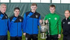 Young Celts will play without fear in Glasgow Cup final