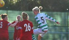 Opening-day win for Celtic Women's side
