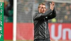 Brendan Rodgers' tribute to legends in 'Made In Paradise' magazine