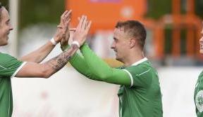 Hot-shot Johansen wants to remain on goal trail in Baku