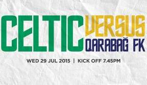 Print at home or pay cash at turnstiles v Qarabag