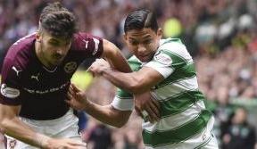 Celtic face Hearts in League Cup quarter-final