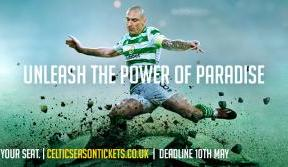 Unleash the Power of Paradise – renew your season ticket today