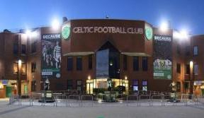 Come and see the Europa League trophy on The Celtic Way