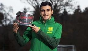 Mohamed Elyounoussi: Premiership Player of the Month for October